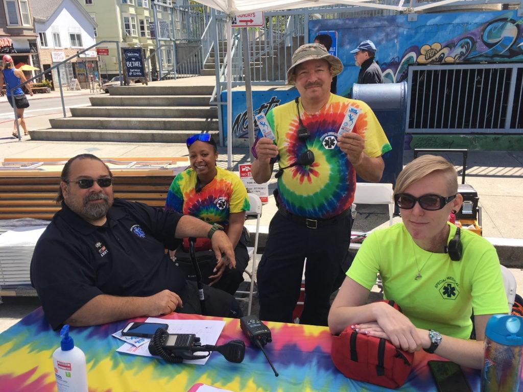 Screening Blue Lizard Australia Sunscreen Sunday Streets SF Spot Skin Cancer #spotcancer
