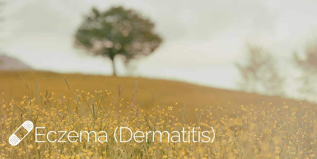 how is eczema related to allergies