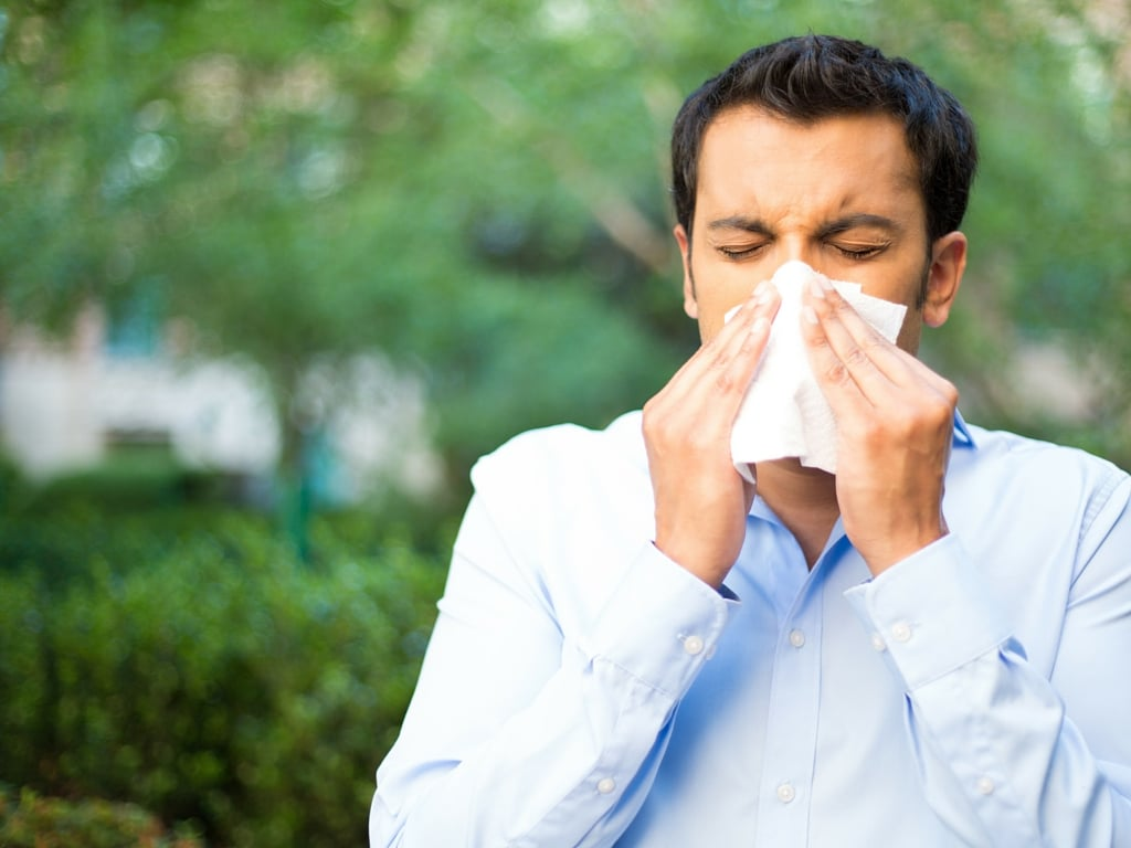 How Allergies Affect the Skin