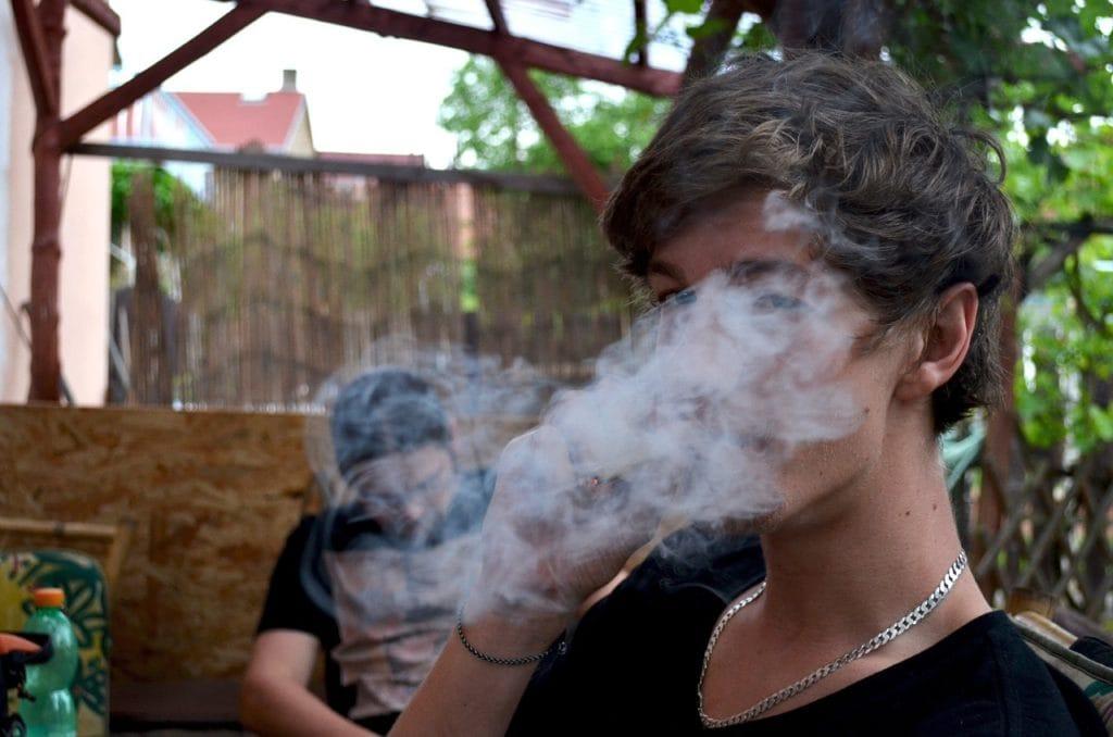 Marijuana Smoke Ruining Your Skin? The Good, the Bad, and the Ugly - weed cannabis