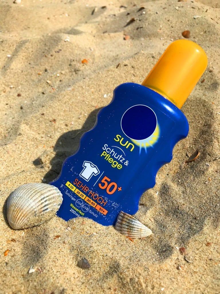 Rosacea control sunscreen skincare