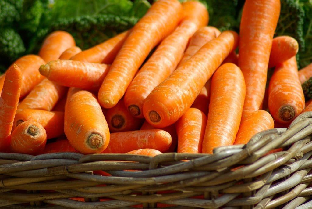 keratosis pilaris treatment Carrots