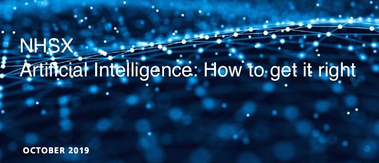 Offentlig sjukvård AI (artificiell intelligens)