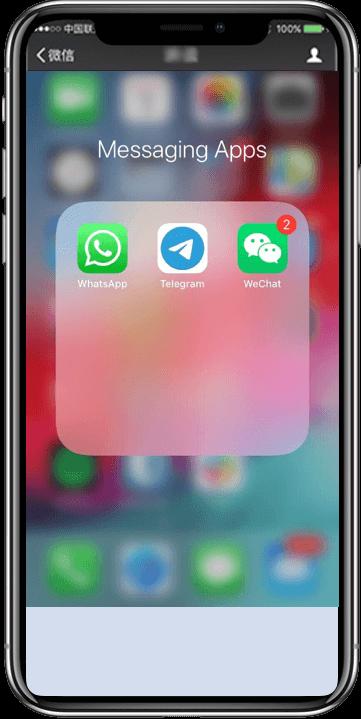 Autoderm Bot Telegram messenger app
