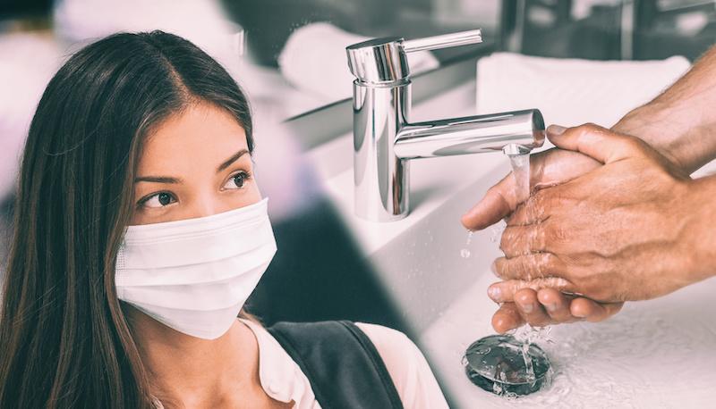 Coronavirus Schutz - Wie es unsere Haut beeinflusst