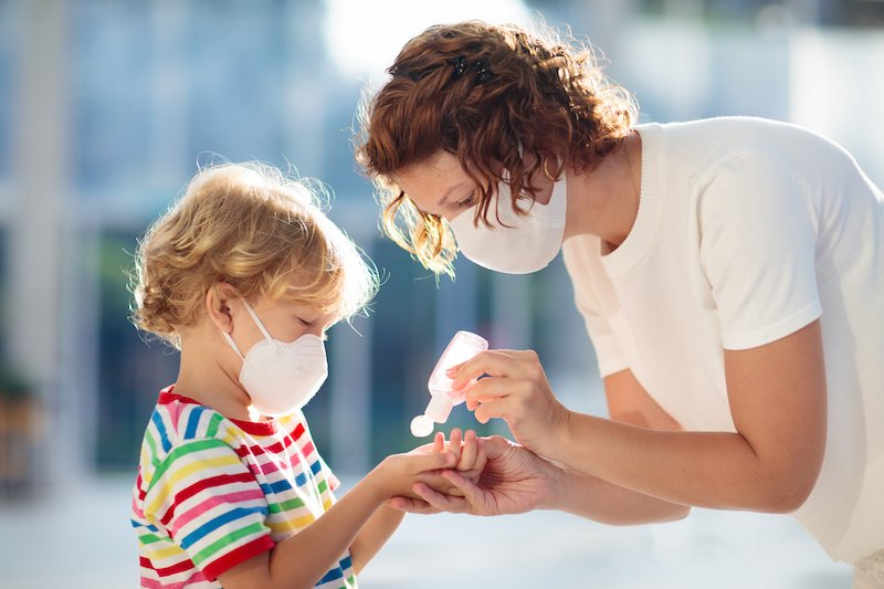 coronavirus signs on skin