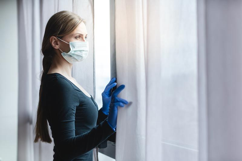 Hudvårdstips under isoleringen från coronavirus