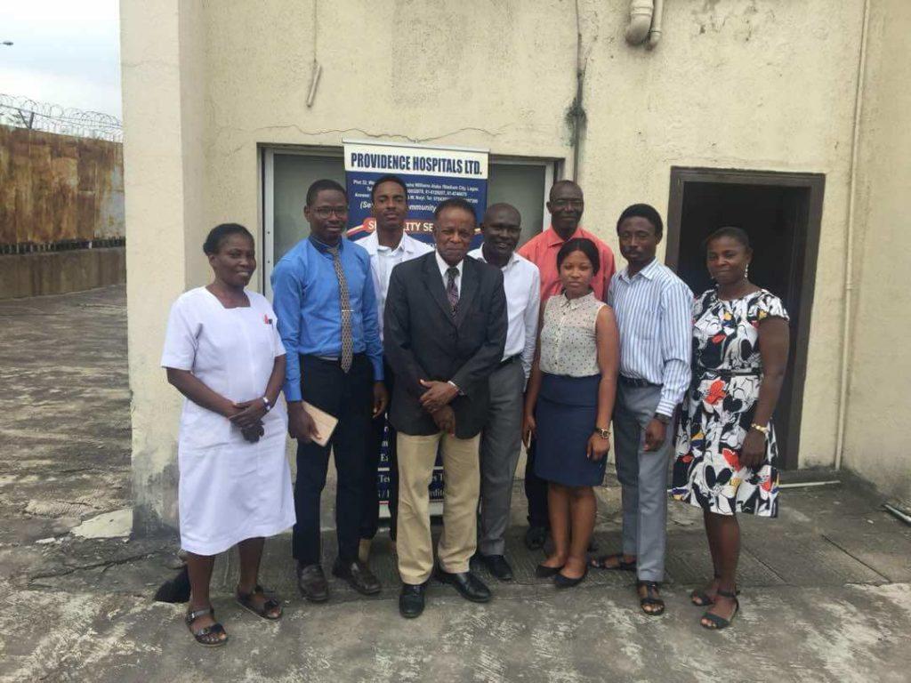 Nigeria skin disease medical university of Lagos