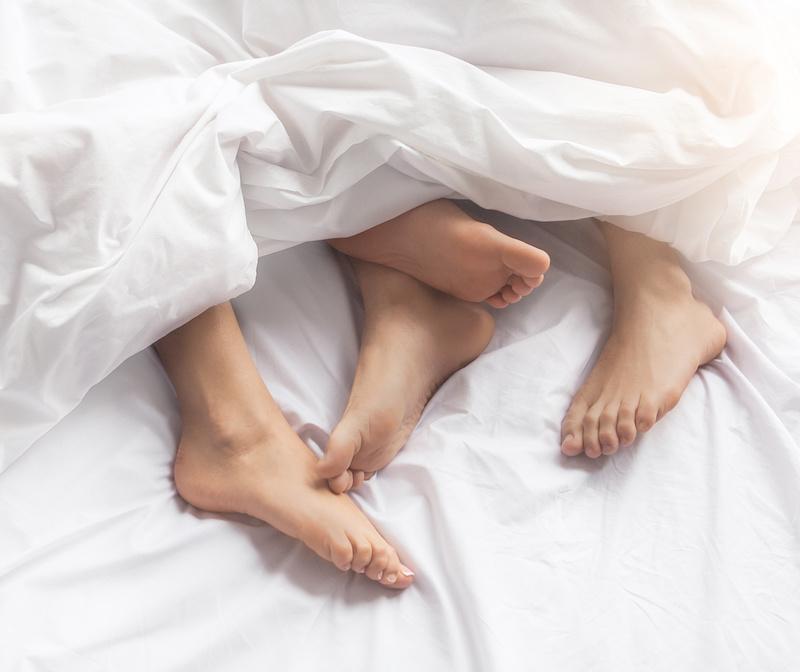 Sex ist großartig für unsere Haut