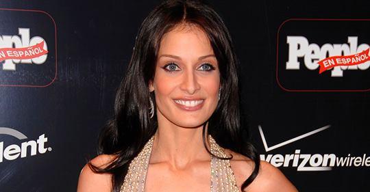 Skådespelara Dayanara Torres malignt melanom hudcancer